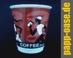 "500 Doppelwandbecher ""Coffee Grabbers"" 16oz/400ml"