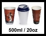 Kaffeebecher 500ml / 20oz