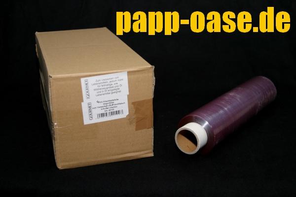 4 Rollen PVC-Frischhaltefolie 60cm/300m